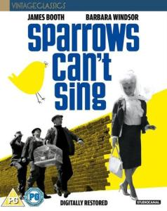 DVD of Barbara Windsor in Sparrows Cant Sing