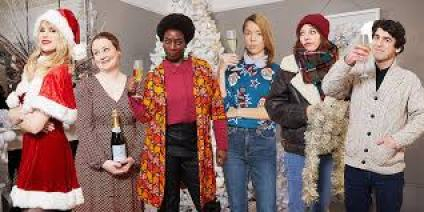 Cast of Motherland including standout performances from Diane Morgan and Anna Maxwell Martin