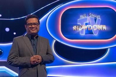 paul Sinha host of TV Showdown