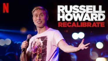 Russell Howard's successful recalibrate tour