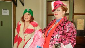 Sophie Willan Alma's Not Normal creator and star with Jayde Adams who plays her friend Leanne