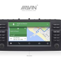 avant 4 the 1 in car multimedia navigation system  [ 1500 x 1038 Pixel ]