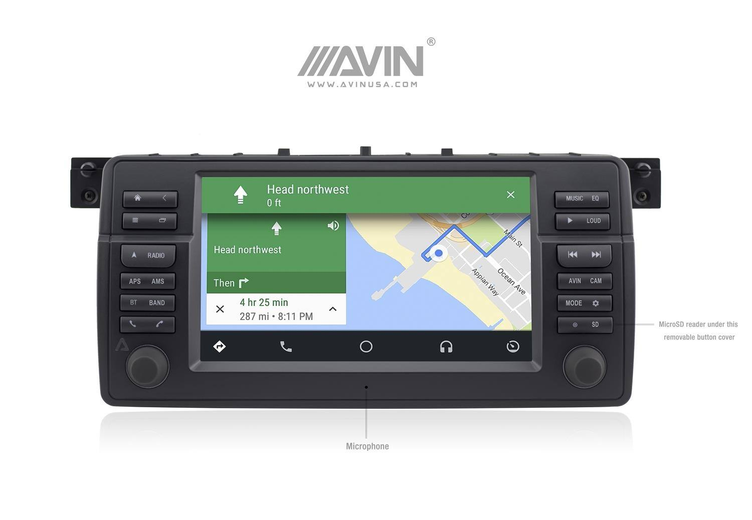 hight resolution of avant 4 the 1 in car multimedia navigation system