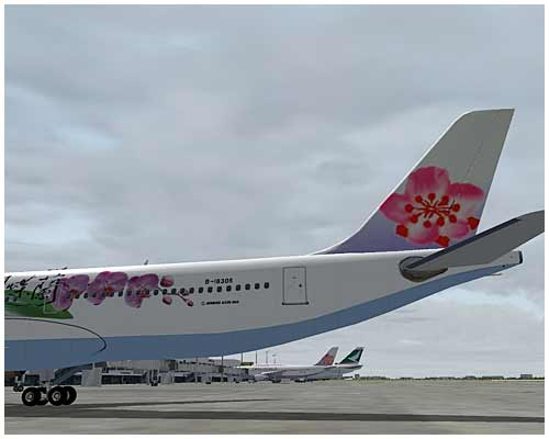 CI609 TPE-HKG — Aviogeek