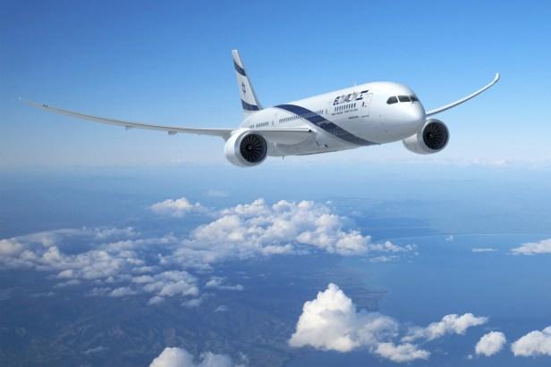 EL AL Boeing 787 B787