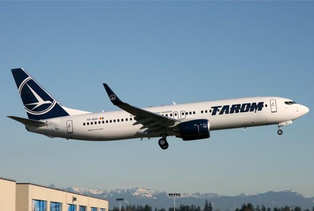 Boeing 737 de Tarom