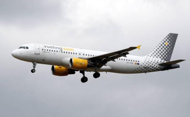 Vueling Airbus A320 Barcelona Murcia