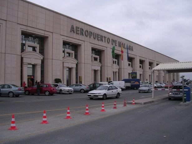 Terminal 2 del Aeropuerto de Málaga
