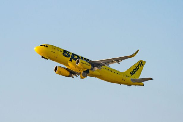 Airbus A320 de Spirit Airlines