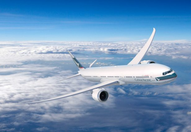 Boeing 777X de Cathay Pacific