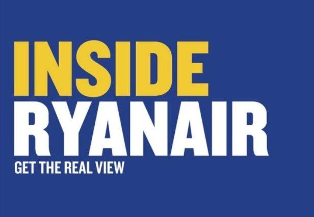 Podcast Inside Ryanair de aviación