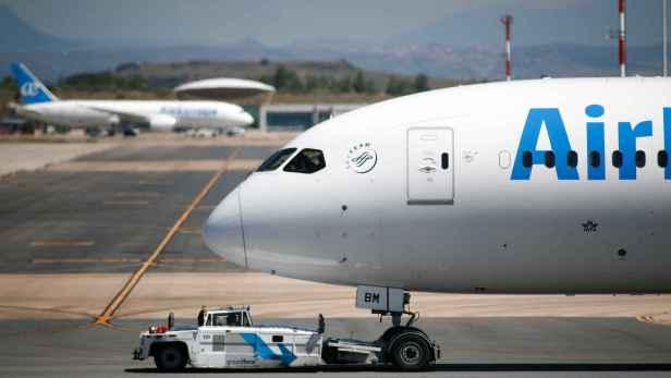 Avion Boeing 787 de Air Europa