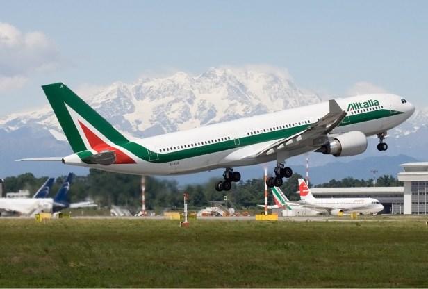 Airbus A330 de Alitalia