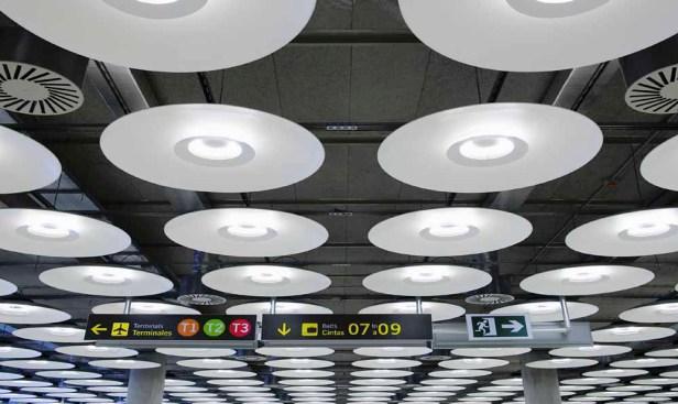 Llegadas del Aeropuerto Adolfo Suarez de Madrid-Barajas