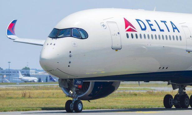 Airbus A350 de Delta Air Lines