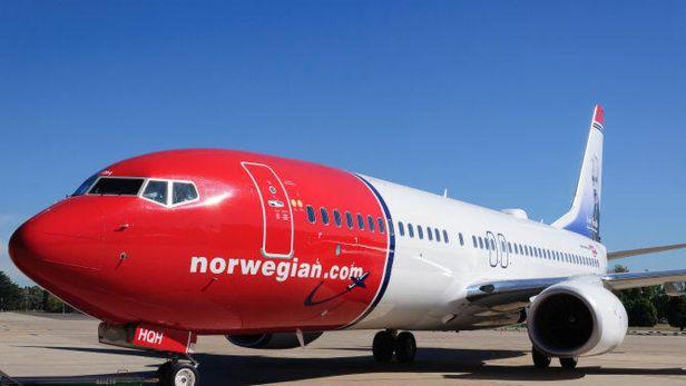 Boeing 737-800 de Norwegian