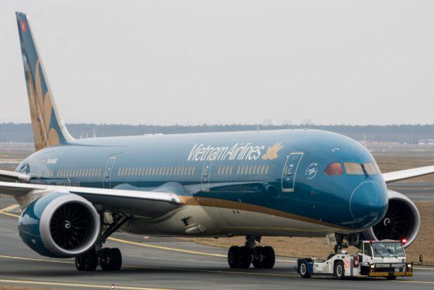 Boeing 787 de Vietnam Airlines