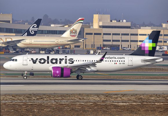 Airbus A320neo de Volaris