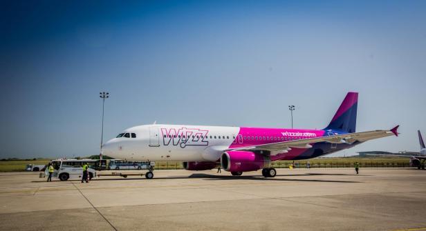 Airbus A320 de Wizz Air