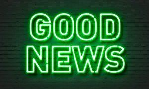 Good News of the Week: June 13, 2021