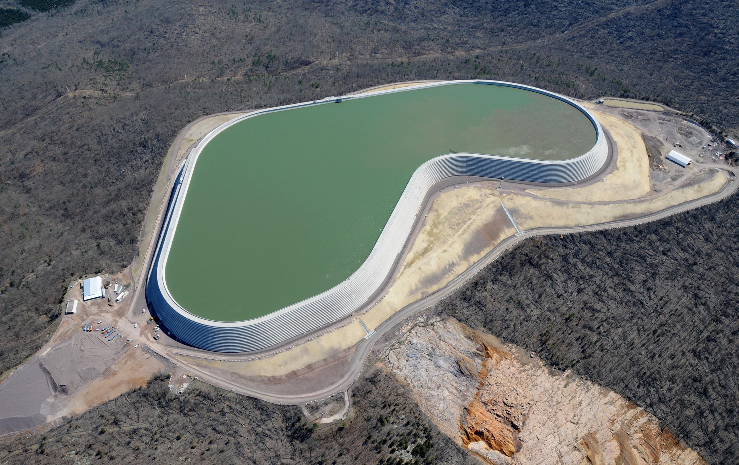 Taum Sauk Hydroelectric Power Station