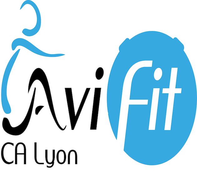 Cercle Aviron de Lyon Logo Avifit