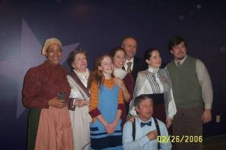 The Miracle Worker Cast