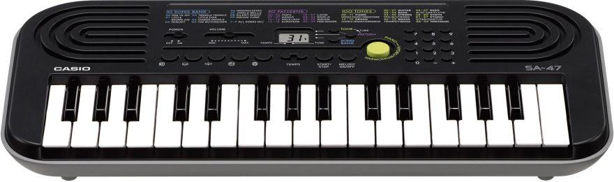 Piano Casio SA-47