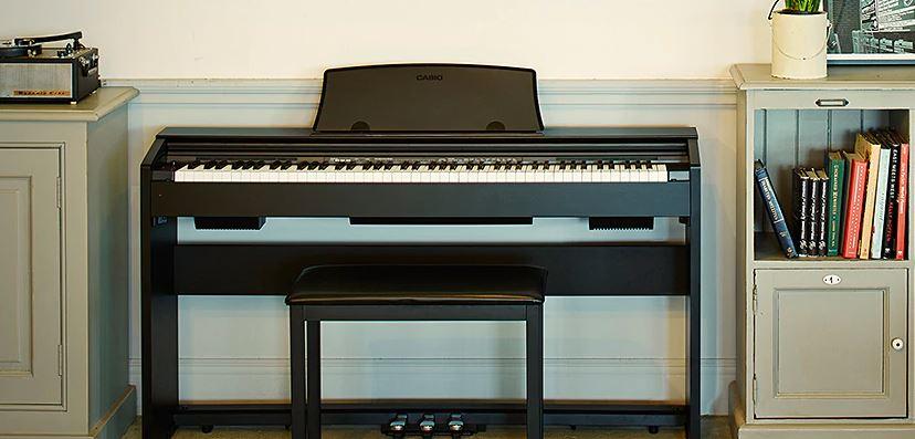 Piano Casio Privia PX-770