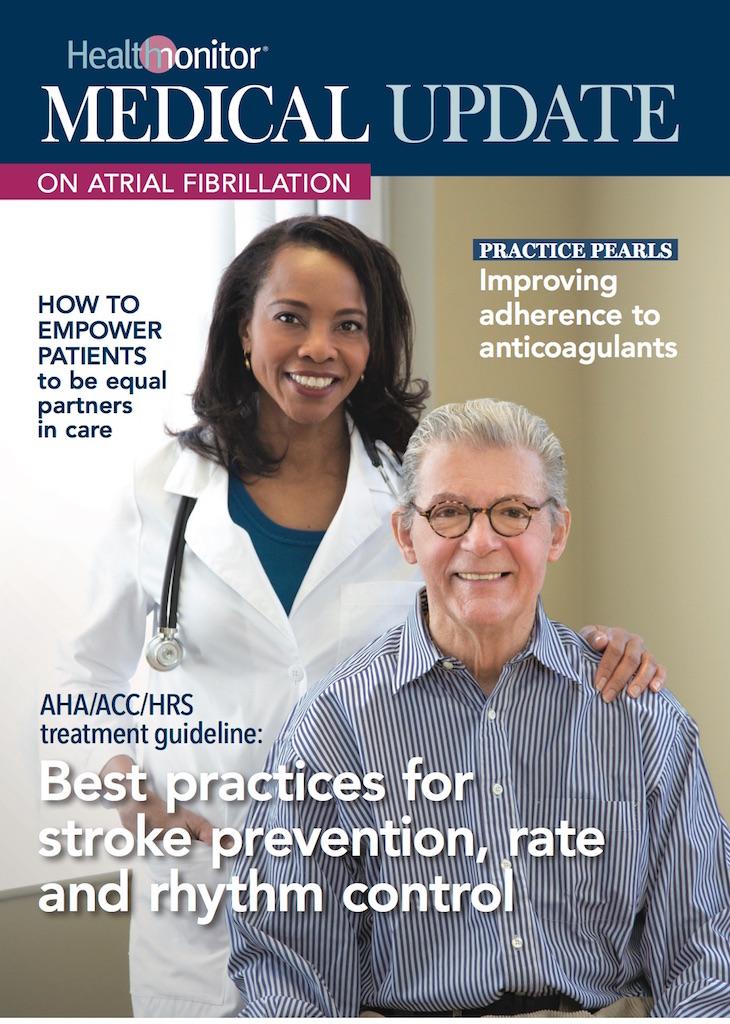 Print Avis Boone for Health Monitor Magazine