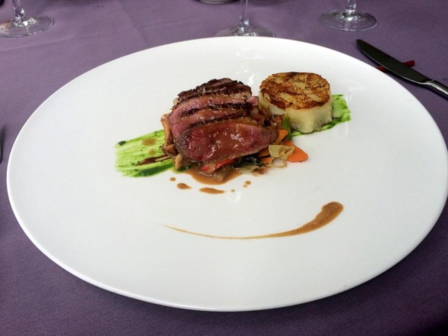 Restaurant Gastronomique la Réunion 974 La Case Pitey Magret