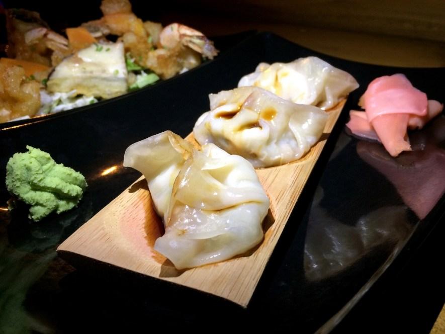 Bonne adresse sushi - yoko - Saint gilles les bains 97434 - gyoza 2