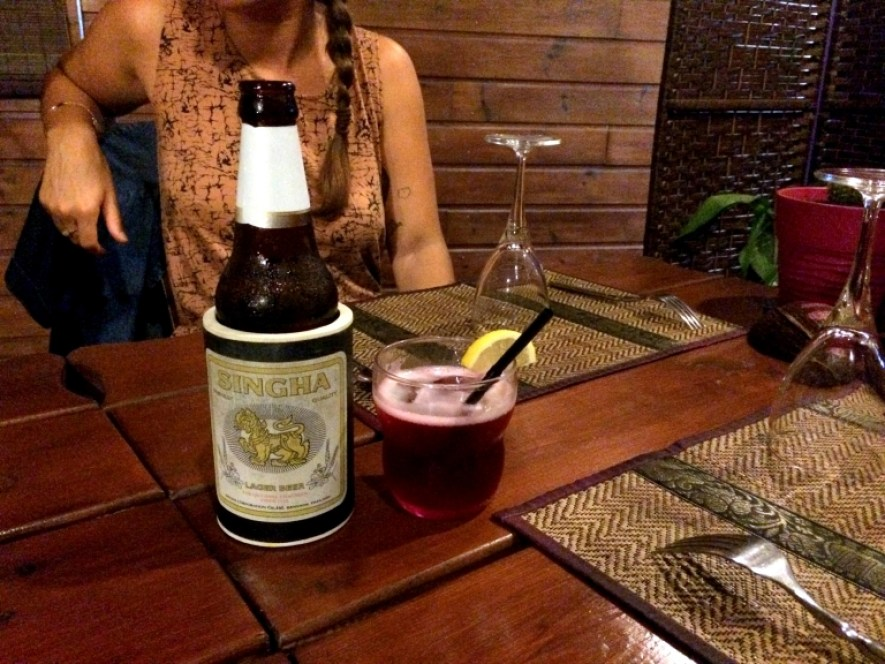 thai run bonne adresse restaurant la saline aperitif