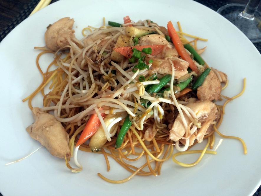 BOnne adresse restaurant Vietnamiem la reunion 974 jade d or nouilles