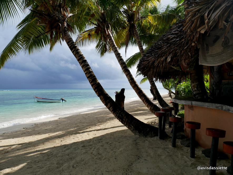 sambatra beach lodge voyage ile aux nattes madagascar bar