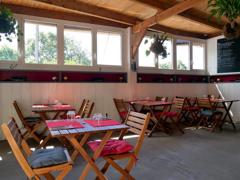 bonne adresse restaurant au bon fromage etang sale 974 ardoise