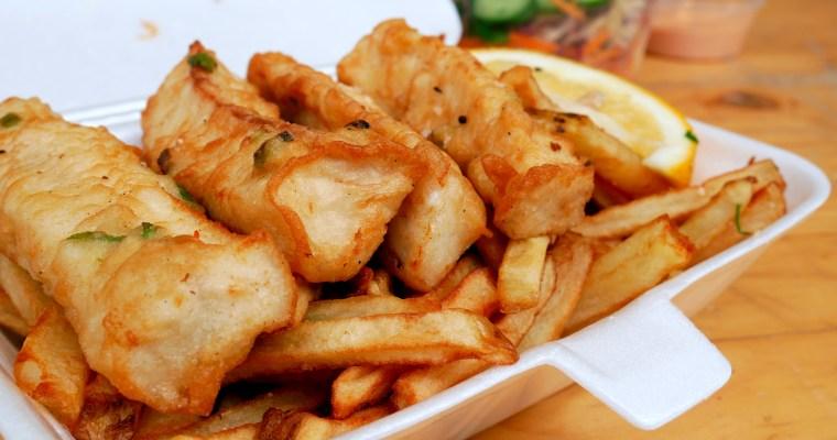 Le Fish Truck – Restaurant itinérant, Food Truck de la mer – Île de la Réunion