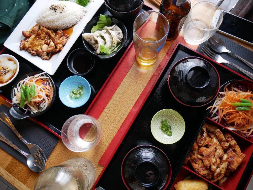 bonne adresse saint pierre 974 est bento restaurant japonais