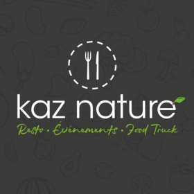 bonne adresse saint pierre 974 kaz nature logo