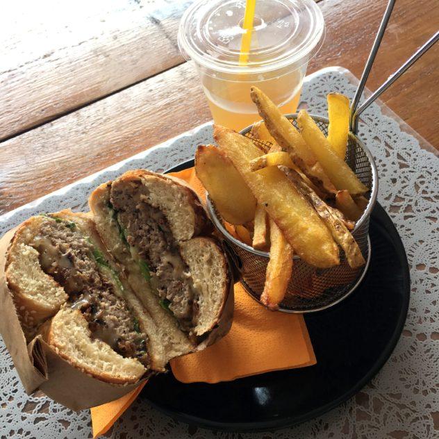 bonne adresse saint pierre 974 sweety street burger boeuf
