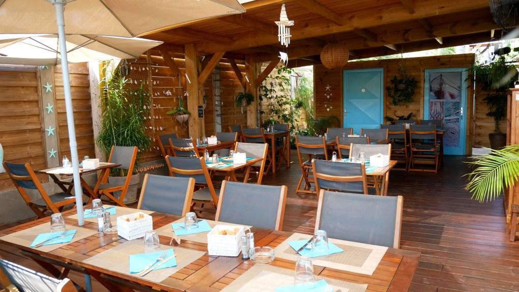TI MAHI MAHI restaurant tartare poisson saint gilles la reunion 974