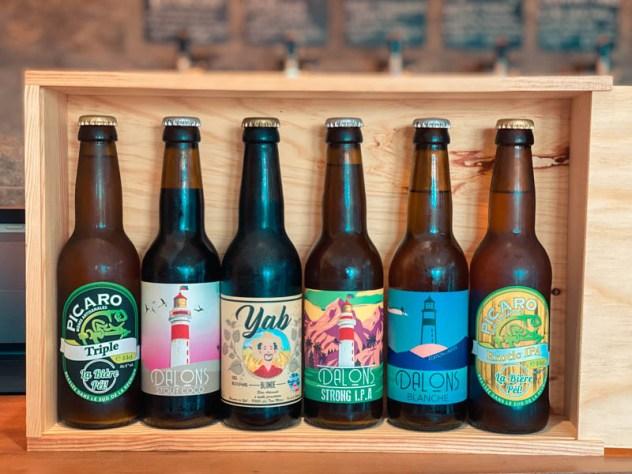 bieres artisanales la reunion