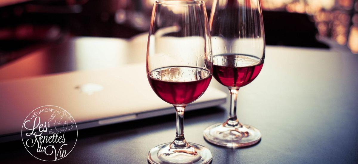 Des visios pour s'initier à l'œnologie à La Réunion avec les Nenettes du Vin