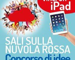 """Il manifesto del concorso """"Sali sulla Nuvola Rossa"""", di cui l'articolo """"Sali sulla Nuvola Rossa: premiazione 2013 - 2014"""""""