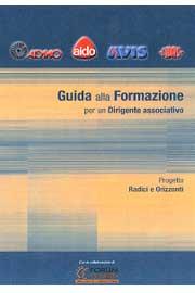 """Immagine della copertina della pubblicazione """"Guida alla Formazione per un Dirigente associativo"""""""