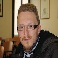 L'immagine mostra il volto di un donatore