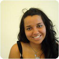 L'immagine mostra il volto di una donatrice