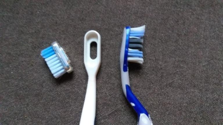 spazzolino usa e getta no grazie