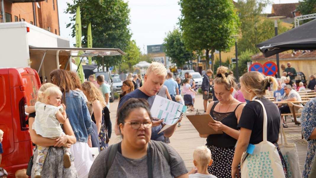 Kulturnatten i Fredericia. 30. august 2019. Foto: Andreas Dyhrberg Andreassen, Fredericia AVISEN.
