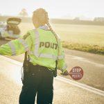 Politi Frdselskontrol SSLF Politi foto Niclas Jessen 19-1